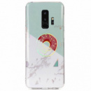 TPU чехол Marble Series для Samsung Galaxy S9+ Пончик