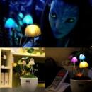Светильник ночник АВАТАР грибы