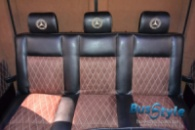 Диван для авто, диван для мікроавтобуса автобуса