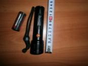 Ультрафиолетовый фонарик (батареечный) № 2