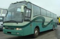 лобовое стекло для автобусов  DAF SB 3000 в Никополе