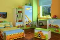 Детская Строитель ( Baggi)