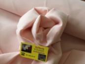 Рівномірна домоткана тканина Ніжна Троянда