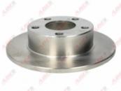 Тормозной диск задний лев./прав. AUDI A6 1.8-4.2 02.97-01.05
