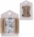 Фоторамка Babyroom «Окно со ставнями» для фото 10х15см, деревянная