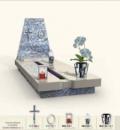Памятники и надгробия в Итальянском стиле