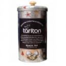 Чай черный Тарлтон Серебряный Бархат с фруктом Гуава 150 г жб Новогодний