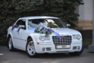Заказать свадебное авто Chrysler 300C (Крайслер) на свадьбу, венчание
