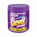 Кислородный пятновыводитель Clever Attack (порошок) 750 г