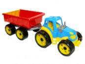 Игрушка Трактор