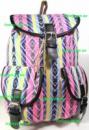 Рюкзак женский городской молодёжный модный тканевый Орнамент. Хит продаж!