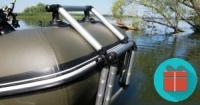 Комплект Borika Fasten (FLp032) лестница для надувной лодки ПВХ