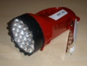 Фонарь лампа аккумуляторный 19+15 диодов YJ-2820