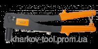 Заклепочник NEO для стальных и алюминиевых заклепок