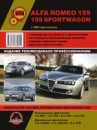 Alfa Romeo 159/159 Sportwagon. Руководство по ремонту, инструкция по эксплуатации.