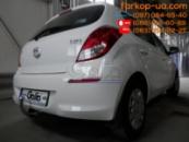 Тягово-сцепное устройство (фаркоп) Hyundai i20 (2008-2014)