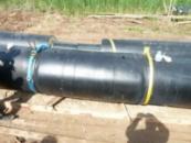 Комплект изоляции стыков для трубы 219/315 в ПЕ оболочке