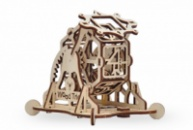 3D конструктор Wood Trick Колесо фортуны