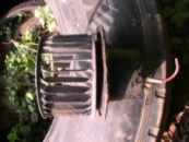 Электродвигатель печки ГАЗ 21 двухскоростной