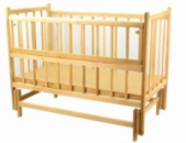 Ліжко для новонароджених шарнірне, відкидне №8