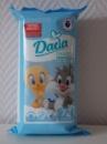 Влажные салфетки для малышей Dada 72 шт