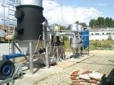 Генератор газа, твёрдотопливный, для электрогенератора