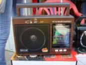Портативное радио,USB,SD,MP3 мощный аккумулятор