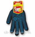 Перчатки с ПВХ точкой ДОМИК