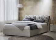 Кровать ЛЮКС Мери с завязками