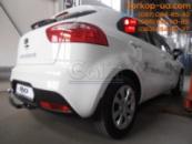 Тягово-сцепное устройство (фаркоп) Kia Rio (hatchback) (2011-2016)