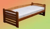 Кровать из натурального дерева «Бук 8»