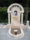 Памятник из Саянского мрамора №9