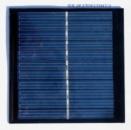 Поликристаллическая солнечная панель 1 Вт 5,5 Вольт.