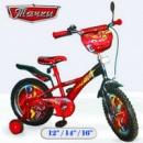 УкрПромРесурс «Тачки»«12»/«14»/«16» детский двухколесный велосипед
