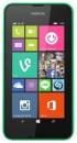 Nokia 530 Lumia DS Br-Green
