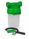 СВОД Корпус магистрального фильтра 5« для холодной воды (с латунной резьбой)