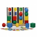 Пирамидка-игра «Разумник», Komarovtoys (А 335)