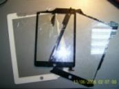 Замена сенсора в планшете Ipad, Ipad 2, Ipad 3, Ipad mini