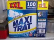 Стиральный порошок MAXI TRAT Oxygen 9кг 100 стирок