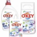 Засоби для прання O'KEY