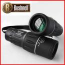 Компактный монокуляр BUSHNELL 16x52 с чехлом и ремешком на руку