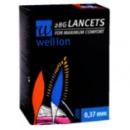 Wellion Ланцети 28г, 50 шт