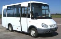 Лобовое стекло для автобуса Богдан А-049 Днепропетровск, Никополь