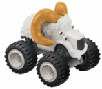 Баран из «Вспыш и чудо-машинки», Nickelodeon Blaze and the Monster Machines Big Horn Die-Cast Truck