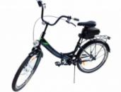 Электровелосипед складной Smart 24