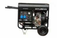 Генератор дизельный HYUNDAI DHY 8000LE 6 кВт