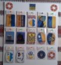 Магниты в украинском стиле в Днепропетровске