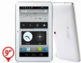 Планшет Sanei G903 - Dual Core 2G Phone Tablet PC w/ Allwinner A23 9 Inch 512MB+8GB Android 4.2 OTG WiFi