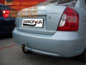 Тягово-сцепное устройство Hyundai Accent (hatchback, sedan) (2006-2011)