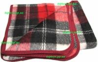 Плед шерстяной Детский Vladi 140*100мм, 100% шерсть, одеяло